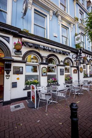 Rob-Roy Pub in Cobh