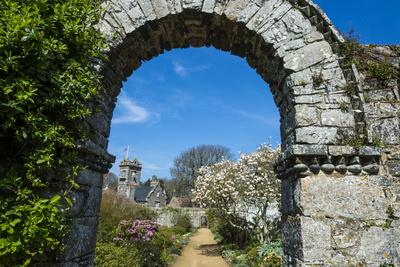 La Seigneurie House and Gardens, Sark, Channel Islands, United Kingdom