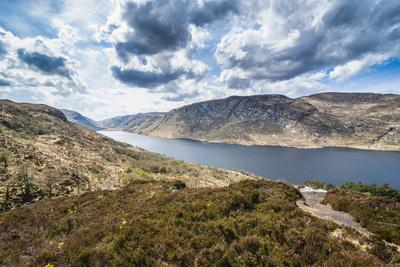 Glenveagh National Park, County Donegal, Ulster, Republic of Ireland