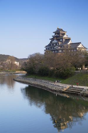 Okayama Castle, Okayama, Okayama Prefecture, Japan