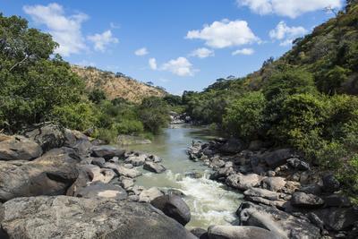 South Rukuru River, Malawi, Africa