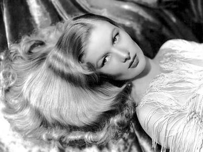 American Actress Veronica Lake (1919-1973) C. 1942