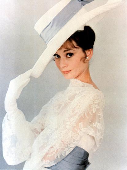 My Fair Lady Audrey Hepburn 1964 Photo Allposters Com
