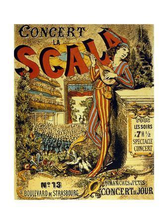 Concert La Scala Boulevard De Strasbourg