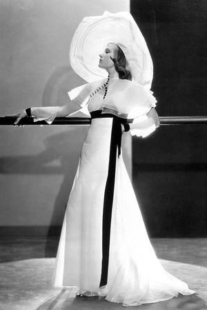 Actress Lily Damita Early 30'S