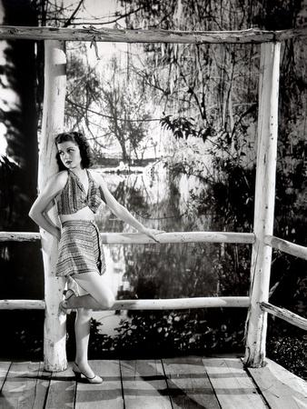 Ann Sheridan C. 1938