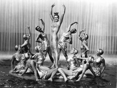 Million Dollar Mermaid, Esther Williams, 1952