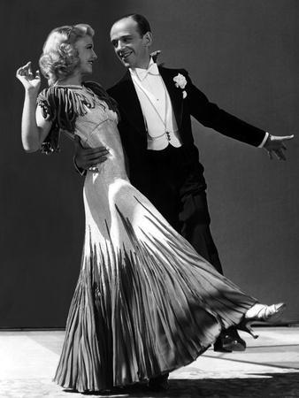 The Gay Divorcee, Ginger Rogers, Fred Astaire, 1934