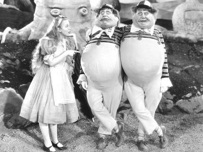 Alice Au Pays Des Merveilles Alice in Wonderland (Aka Alice Trough the Looking Glass), 1933