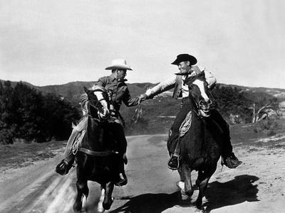 Rodeo King and the Senorita De Philip Ford Avec Buddy Ebsen 1951
