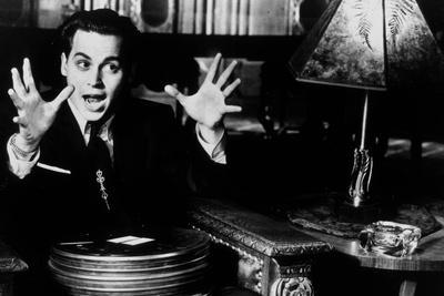 Ed Wood, Johnny Depp, Directed by Tim Burton, 1994