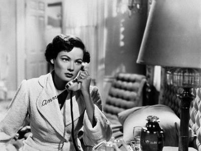 Le Mysterieux Docteur Korvo Whirlpool De Otto Preminger Avec Gene Tierney 1949