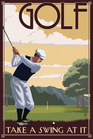 Golf - Take a Swing at It