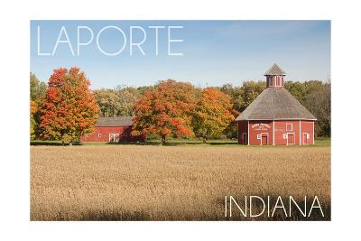 LaPorte, Indiana - Door Prairie
