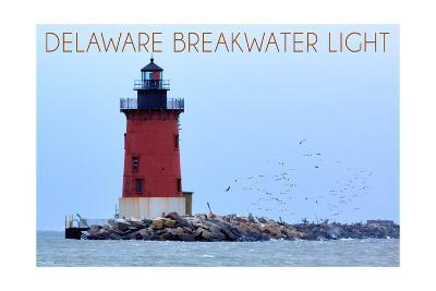 Lewes, Delaware - Cape Henlopen Lighthouse Day