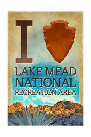 I Heart Lake Mead National Recreation Area