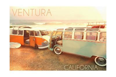 Ventura, Californias on Beach
