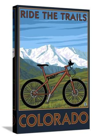 Colorado - Ride the Trails - Mountain Bike