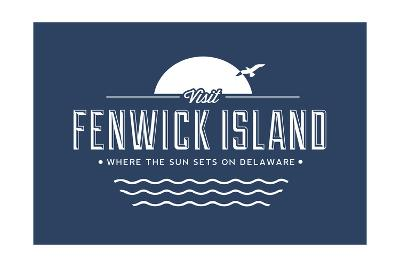 Visit Fenwick - Where the sun sets on Delaware