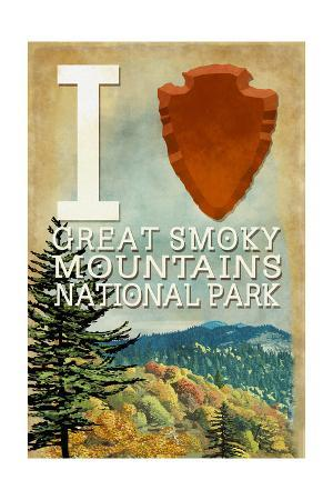 I Heart Great Smoky Mountains National Park