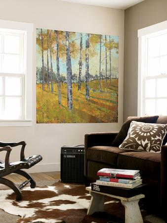 Thicket on the Hill I
