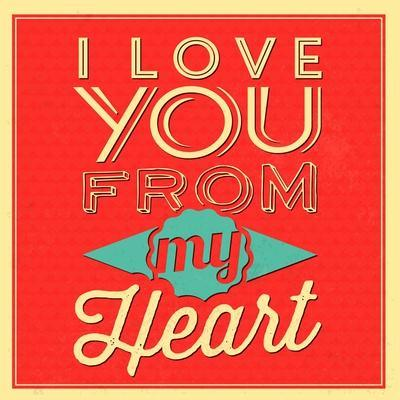 I Love You from My Heart