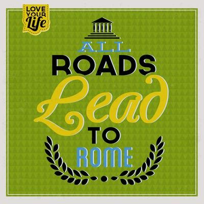 Roads to Rome 1