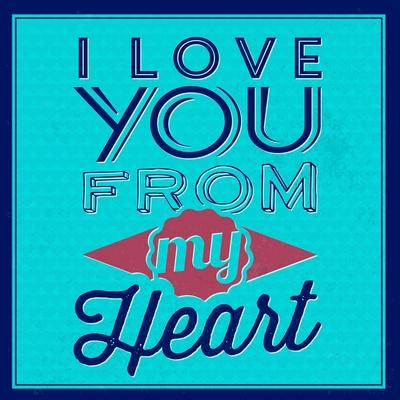 I Love You from My Heart 1