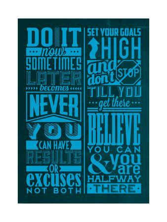 Motivation Set Blue