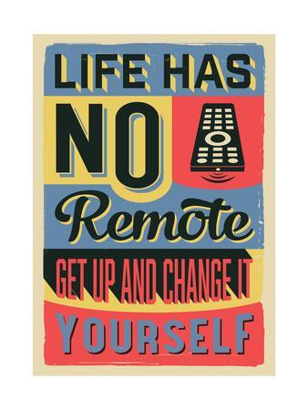 Get Up and Change Yourself