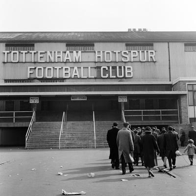 Tottenham Football Club, 1962