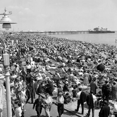 Brighton, East Sussex, 1962