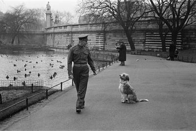 Guardsmen, Circa 1948