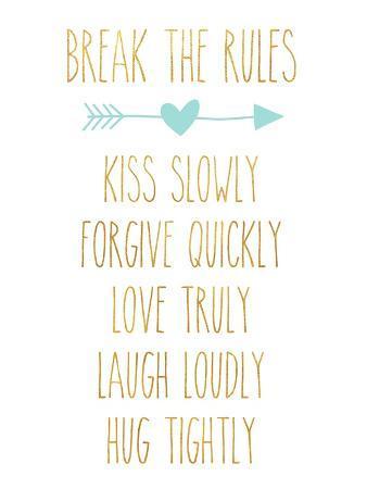 Break the Rules II