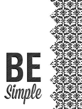 Be Simple Choose Joy I