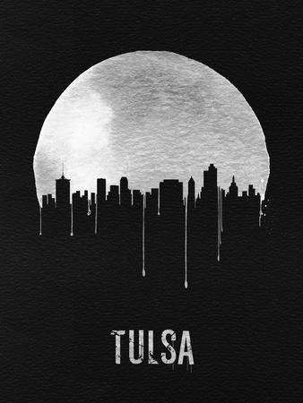 Tulsa Skyline Black
