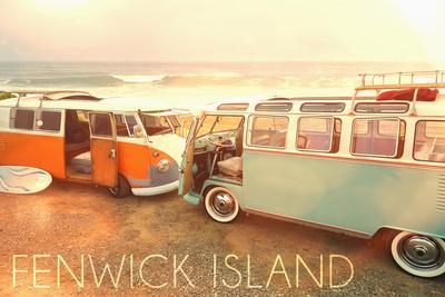 Fenwick Island, Delawares on Beach