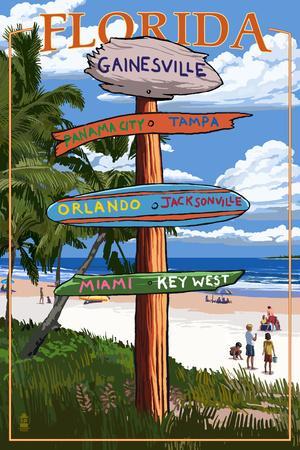 Gainesville, Florida - Destination Signpost
