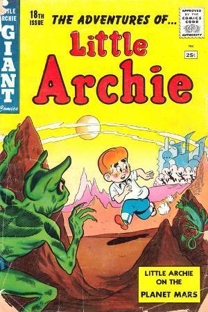 Archie Comics Retro: Little Archie Comic Book Cover No.18 (Aged)