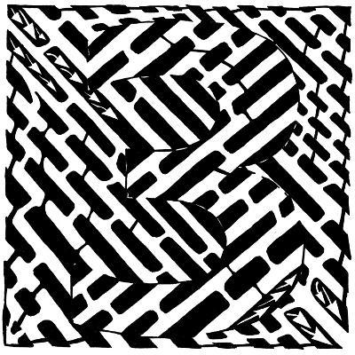 Number Three 3 Maze