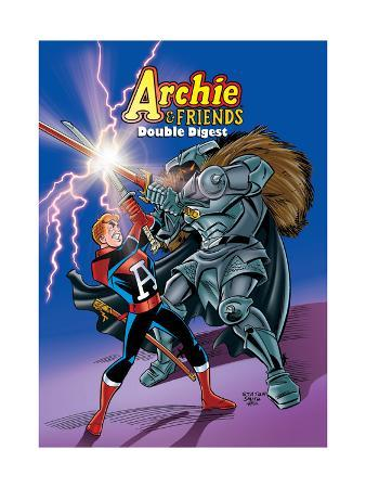 Archie Comics Cover: Archie & Friends Double Digest No.5 Adventures In The Wonder Realm