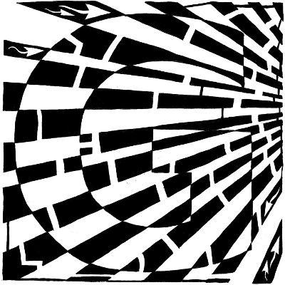 Maze of Uppercase G