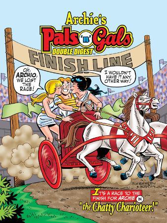 Archie Comics Cover: Archie's Pals 'N' Gals Double Digest No.139