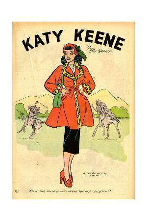 Archie Comics Retro: Katy Keene Pin-Up (Aged)