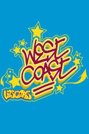 Lascars - Round Da Way West Coast