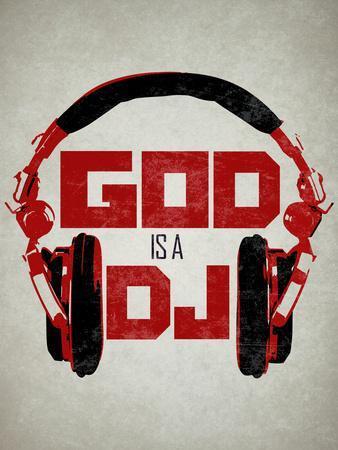 God is a DJ Music