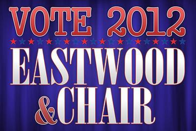Eastwood and Chair 2012