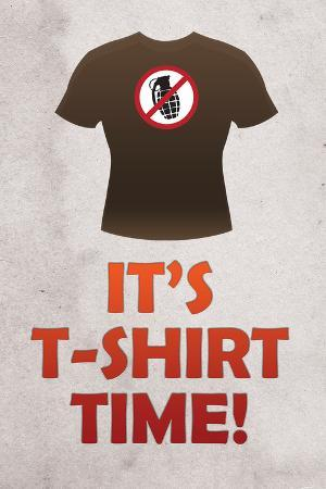 Jersey Shore It's T-Shirt Time TV Poster Print