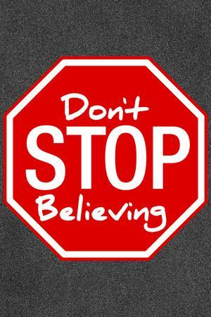 Journey Don't Stop Believing Music