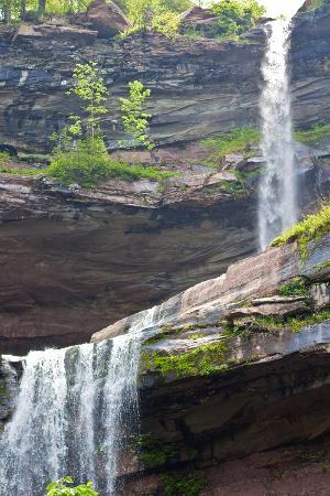 Catskills New York Waterfall Photo Print Poster